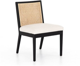 Pottery Barn Lisbon Cane Dining Chair & Armchair