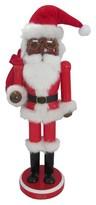 Threshold Santa Claus Nutcracker (African American