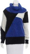 Jonathan Simkhai Colorblock Knit Sweater