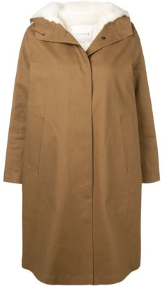 Mackintosh 0001 Buttoned Trench Coat