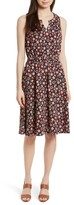Kate Spade Women's Casa Flora A-Line Dress