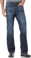 Joe's Jeans Men's Classic Fit Straight-Leg Jeans, Martin Wash
