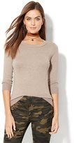 New York & Co. Waverly Crewneck Sweater