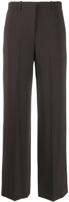 Theory Tailored Straight Leg Trousers