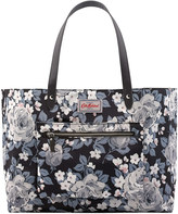 Cath Kidston Sketched Rose Reversible Shoulder Tote