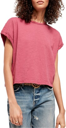 Free People You Rock T-Shirt