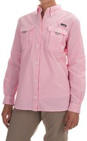 Columbia Super Bahama Shirt - UPF 30, Roll-Up Long Sleeve (For Women)