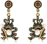 Alcozer & J Yvonne & Brigitte Frog Earrings