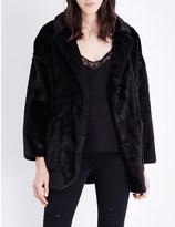 The Kooples Faux-fur coat