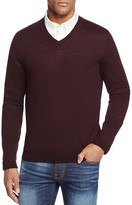 The Men's Store at Bloomingdale's Merino Wool V Neck Sweater