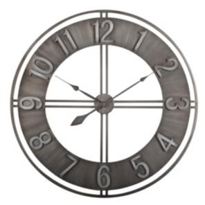 "Studio Designs HOME 30"" Industrial Loft Wall Clock"