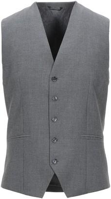 Grey Daniele Alessandrini Vests