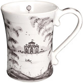 Juliska Country Estate Coffee Cup - White/Black