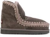 Mou Eskimo boots - women - Sheep Skin/Shearling/Suede/rubber - 36