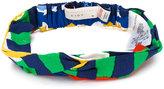 Stella McCartney Janis hairband - kids - Viscose - One Size