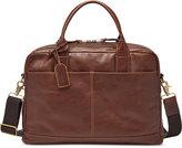 Fossil Men's Wyatt Leather Workbag