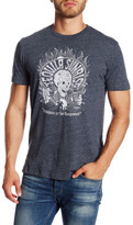 Lucky Brand Short Sleeve Cinco De Mayo Skull Tee