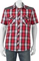 Rock & Republic Big & Tall Classic-Fit Stretch Button-Down Shirt
