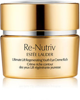 Estee Lauder Re-Nutriv Ultimate Lift Regenerating Youth Eye Crème Rich, 0.5 oz./ 15 mL