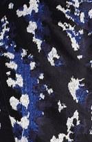 Theyskens' Theory 'Darok Fembo' Print Silk Dress
