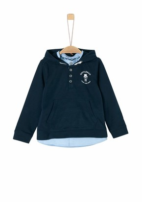 S'Oliver Boy's 63.911.41.2782 Sweatshirt