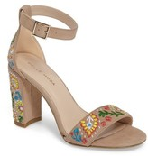 Pelle Moda Women's 'Bonnie' Ankle Strap Sandal