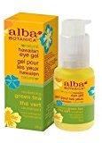 Alba Green Tea Eye Gel, 1-Ounce Bottle (Pack of 2)