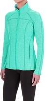 Mondetta Pleat Back Zip Jacket (For Women)