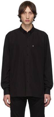 Saint Laurent Black Logo Hardware Shirt
