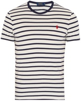 Polo Ralph Lauren Striped crew-neck cotton T-shirt