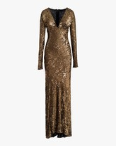 Thumbnail for your product : Maria Lucia Hohan Ailish Sequin Gown