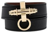 Givenchy Leather Wrap Bracelet
