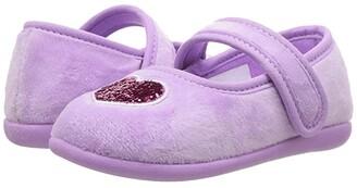 Foamtreads Heart FT (Toddler/Little Kid) (Lilliac) Girls Shoes