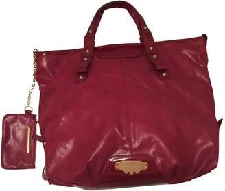 Stella McCartney Stella Mc Cartney Burgundy Leather Handbags