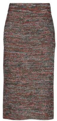 BEVZA 3/4 length skirt