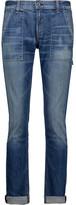 Rag & Bone Carpenter Dre mid-rise skinny jeans