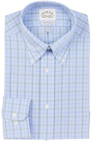 Eagle Check Plaid Regular Fit Dress Shirt