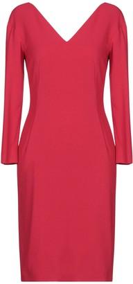 Moschino Knee-length dresses - Item 34950921XO
