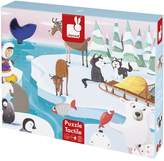 Janod tactile puzzle life on ice