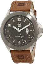 Andrew Marc Men's A11101TP Heritage Roadside 3 Hand Movement Watch