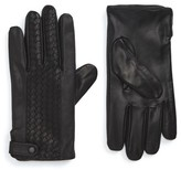 Ted Baker Men's Braided Leather Glove
