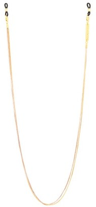 Frame Chain Triclour Gold-plated Glasses Chain - Gold Multi