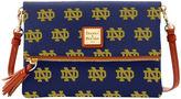 Dooney & Bourke NCAA Notre Dame Notre Dame Foldover Crossbody