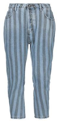 One Teaspoon ONETEASPOON Denim trousers