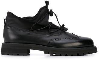 Hender Scheme Hi-Top Oxford Shoes