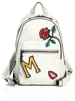 Marc Jacobs MJ Collage Leather Biker Backpack