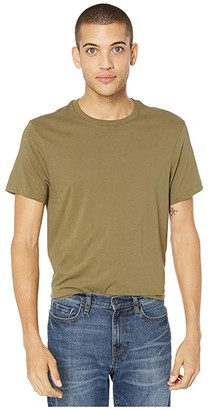 J.Crew Essential Crewneck T-Shirt (Black) Men's Clothing