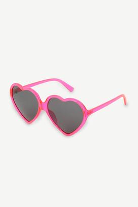 Ardene Heart-Shaped Sunglasses