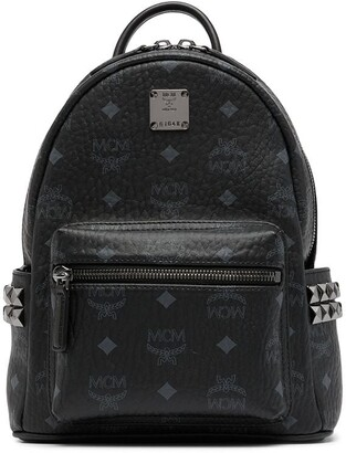 MCM Stark monogram backpack