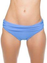 Athena Women's Cabana Solids Banded Bikini Bottom